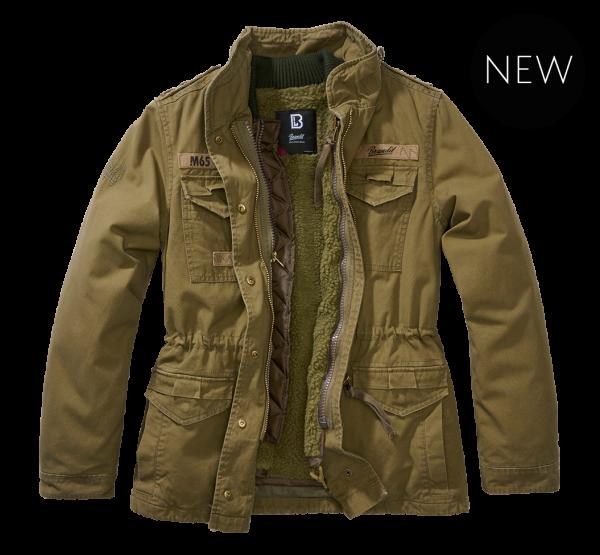 Ladies M65 Giant Jacket