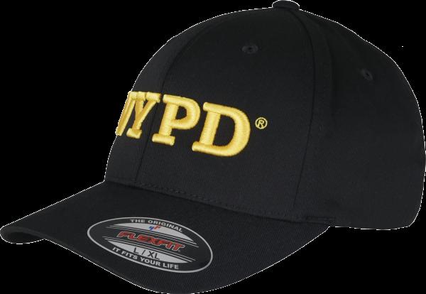 NYPD 3D Logo Flexfit Cap