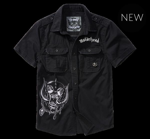 Motörhead Vintage Shirt 1/2 sleeve