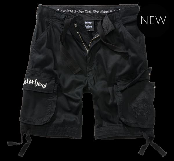 Motörhead Urban Legend shorts
