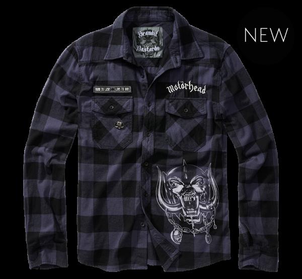 Motörhead Checkshirt
