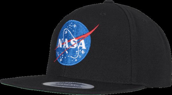 NASA Snapback Cap