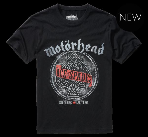 Motörhead T-Shirt Ace of Spade