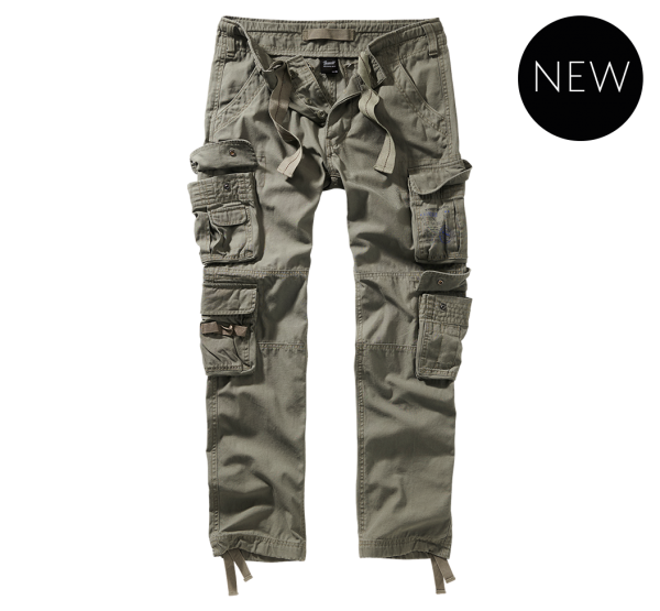 Pure Slim Fit Trousers