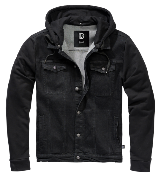 Cradock Denim Sweat Jacket