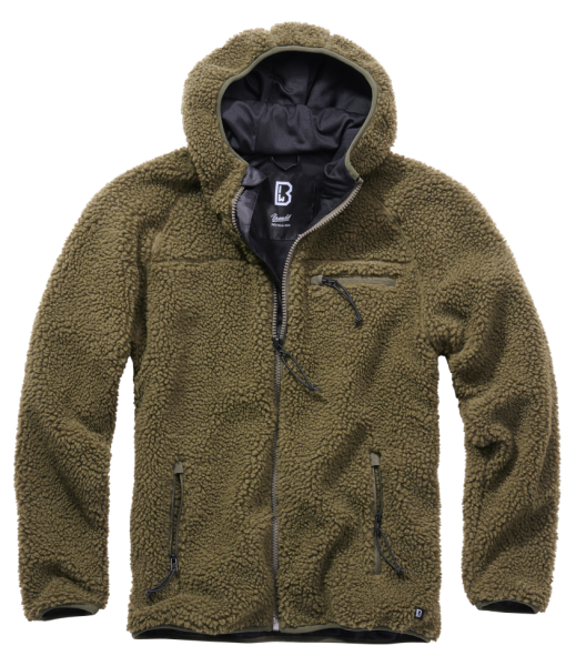 Teddyfleece Worker Jacket