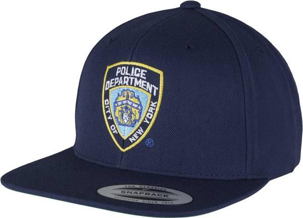 NYPD Emblem Snapback Cap