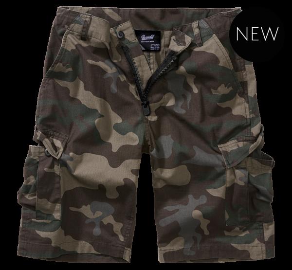 Kids BDU Ripstop Shorts