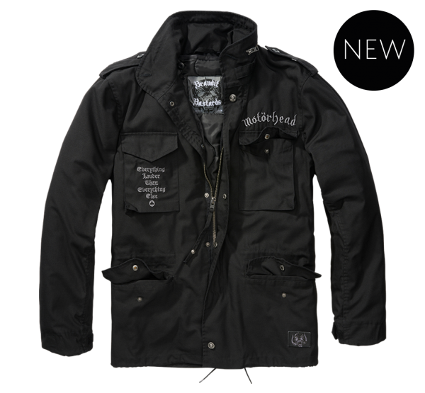 Motörhead M65 Jacket