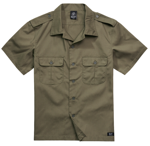 US Shirt Ripstop shortsleeve