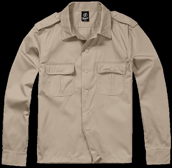 US Shirt longsleeve