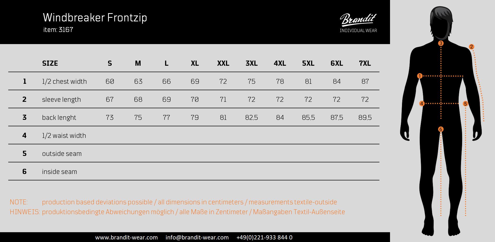 3167-Windbreaker-Frontzip
