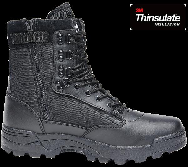 Tactical Boot Zipper