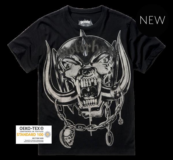 Motörhead T-Shirt Warpig Print
