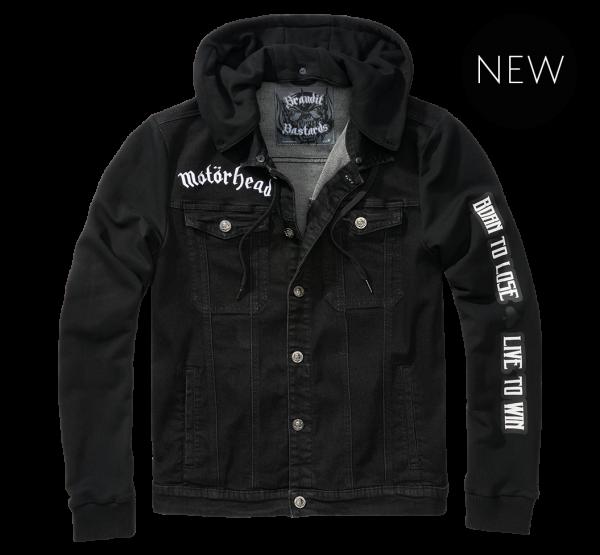 Motörhead Cradock Denimjacket
